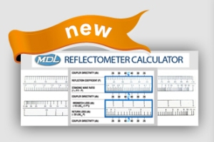 Reflectometer Tool